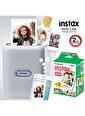 Fujifilm Instax mini Link Beyaz Akıllı Telefon Yazıcısı ve 20'li mini Film Beyaz